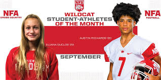 September Wildcat Student-Athletes of the Month | Details