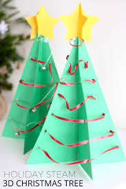 Christmas Tree In Chart Paper Chart Paper Par Christmas Tree Kaise Banaye Best Picture