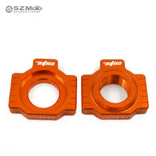 Chain Adjuster <b>Regulator</b> Swingarm Slider For KTM 790 duke ...