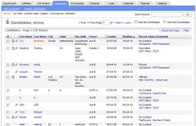 Resume Tracking Free And Open Source Php Based Applicant Tracking System