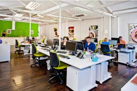 image professional office. Creative Office Design With Latest Furniture Ideas And Modern Interior Colors Image Professional