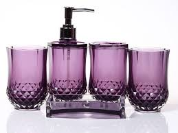 purple bathroom decor purple bathroom sets creation home
