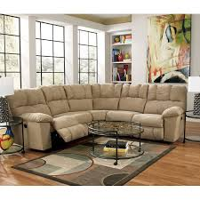 O Lakesha  Taupe Sectional Living Room Set