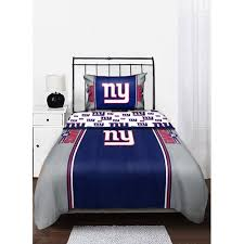 NFL New York Giants Sheet Set Walmart