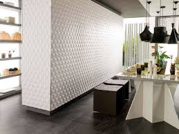 3d Bathroom Tiles Indoor Tile Wall Mounted Ceramic 3 D Oxo Hannover Blanco