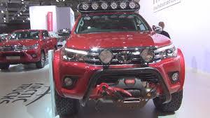 Toyota Hilux Arctic Trucks AT35 (2017) Exterior and Interior in 3D ...