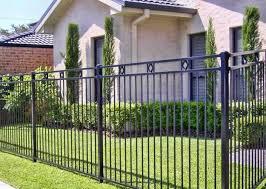 metal fence design. Vinyl Fence Design Metal