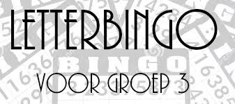 Letters Knutselen Groep 3 Brekelmansadviesgroep