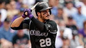 Rockies' Nolan Arenado sets MLB record ...