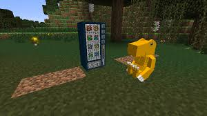 Minecraft Vending Machine Mod Enchanting WIP]48484848 484848487 Digimobs484848 PreRelease Reduxer Digimon In