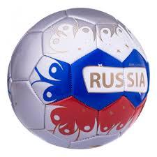 <b>Мяч футбольный Jogel Russia</b>, размер 5 — купить в интернет ...
