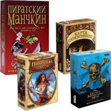 <b>Набор игр Пиратский</b> бандл - Игротайм