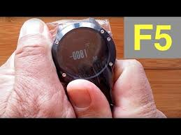 NO.1 F5 <b>Outdoor Sports</b> Smart <b>Watch</b> with GPS Altitude Pressure ...