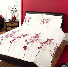 oriental flower red