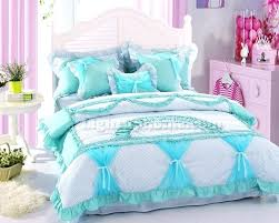 girls lace bowtie polka dot ruffled duvet cover and sheet bedding cat duvet cover urban outers