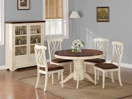 White Round Kitchen Table Kitchen Round Kitchen Table And Chairs For Wonderful Ikea Black