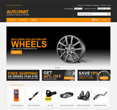 auto parts website template 15 more of the best free themes for magento
