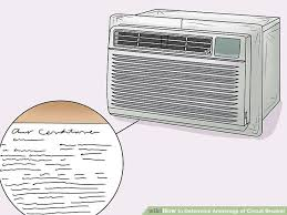 Home Appliance Amp Reference Chart The 3 Best Ways To Determine Amperage Of Circuit Breaker