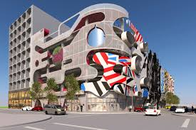 Fdc Miami Design District Llc Wild New Architecture Coming To The Design District Curbed