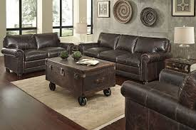 Leather Reclining Living Room Sets 3 Piece Leather Reclining Living Room Set Nomadiceuphoriacom