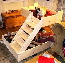 diy pallet dog bed wooden pallet dog bed idea diy pallet dog bed instructions
