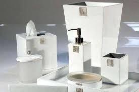 modern bathroom accessories sets. Cool Bathroom Accessories Stoneware Bath Modern By West Sets Amazon A