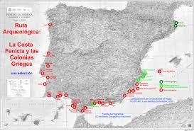 Los Fenicios y Griegos en la Península Ibérica