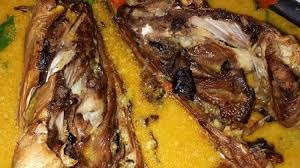 Resep mangut kepala ikan manyung / ndas manyung ala bu fat. Pedas Dan Sedapnya Ndas Manyung Kuliner Khas Pati Genpi Co