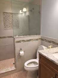 walk in shower with half wall walk in shower with half wall master bathroom with