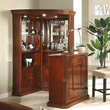 corner bar unit bar corner furniture