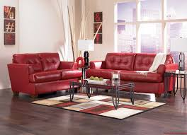 red leather living room furniture. Furniture Cheap Living Room Sofa Leather Red Glasses Coffe Table Carpet Window Stand Lamp Elegant