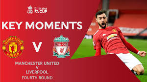 Manchester united versus liverpool remains one of the biggest fixtures in world football regardless of the two teams' varying fortunes in recent years. Manchester United V Liverpool Key Moments Fourth Round Emirates Fa Cup 2020 21 Youtube