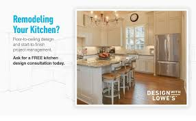 Small Picture Lowes Custom Kitchen Design Remodel Services