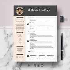 Resume Template For Ms Word Resume Templates For Ms Word Cv