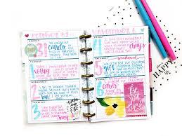 Daily Journal Planner Gratitude Mambi Blog Me My Big Ideas