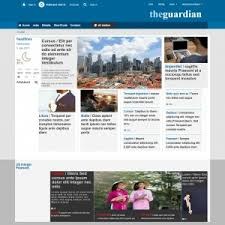 Newspaper Website Template Free Download News Channel Website Template Template On Web