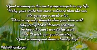 Good Morning My Angel Quotes
