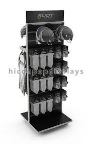 Helmet Display Stands Mesmerizing Hanging Slatwall Display Stands Motorcycle Helmet Display Customized