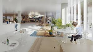 Co Living Design Sou Fujimotos First New York Project Will Be A Co Living