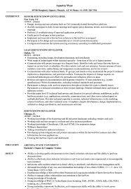Servicenow Developer Resume Servicenow Developer Resume Samples Velvet Jobs 1