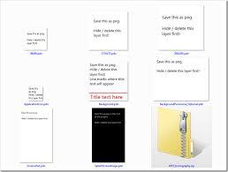Paint Net Templates Wp7 Common Image Templates As Paint Net Pdn Files Gregs