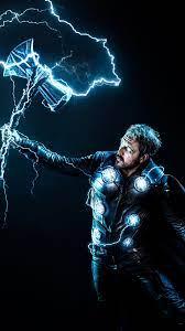Thor Stormbreaker Lightning 4K ...