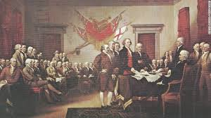 the enlightenment movement which questioned traditional authority and embraced rationalism heavily influenced the declaration