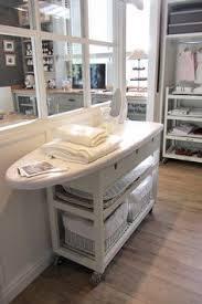 Ironing Board Furniture Take A Ikea Kitchen Island And Attach An In Impressive Design