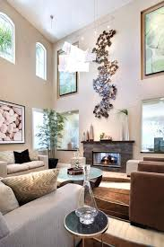 High Ceiling Wall Decor Ideas Tall Living Room Wall Decorating Ideas  Article How To Decorate A Concept