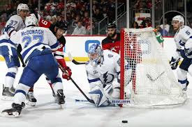 Tampa Bay Lightning Depth Chart 2018 Nhl First Round Playoff Preview New Jersey Devils Vs