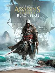 in s creed iv art book cover