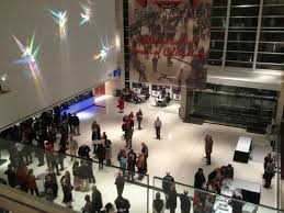 Main Lobby Looking Down From Art Gallery Picture Of