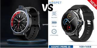 <b>Kospet Prime 2</b> vs Kospet Prime SE Comparison Review