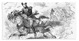antonio lopez de santa anna on a horse. Perfect Horse 1847 Beach Sheet Featuring The Photograph Antonio Lopez De Santa Anna By  Granger And On A Horse A